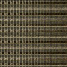 Beige/Grey Plaid Decorator Fabric by Kravet