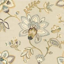 Platinum Botanical Decorator Fabric by Kravet