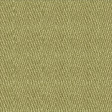 Celery/Light Green/Beige Herringbone Decorator Fabric by Kravet