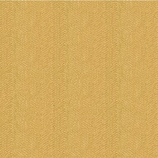 Beige/Gold Herringbone Decorator Fabric by Kravet