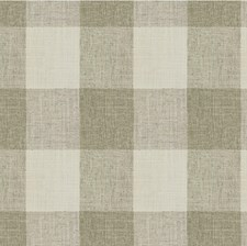 Grey/White Check Decorator Fabric by Kravet