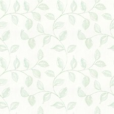 Mint Botanical Decorator Fabric by Kravet
