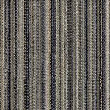 Beige/Taupe/Blue Stripes Decorator Fabric by Kravet