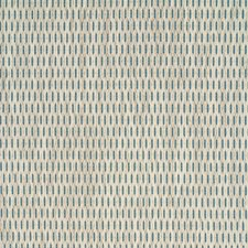 White/Beige/Blue Small Scales Decorator Fabric by Kravet