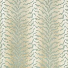 Light Green/Ivory/Camel Texture Decorator Fabric by Kravet