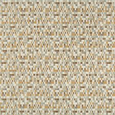 Camel/Bronze/Grey Small Scales Decorator Fabric by Kravet