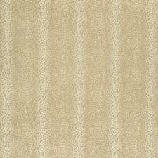 Beige/Gold Animal Skins Decorator Fabric by Kravet