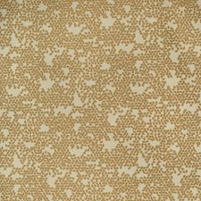Gold Botanical Decorator Fabric by Kravet