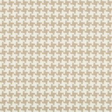 White/Beige Check Decorator Fabric by Kravet