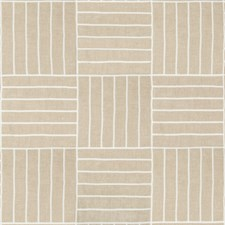 Natural Geometric Decorator Fabric by Kravet