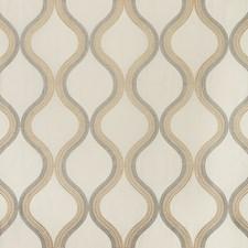 Greige Modern Decorator Fabric by Kravet