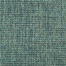 Turquoise/White/Blue Solids Decorator Fabric by Kravet