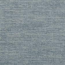 Blue/White/Light Blue Solids Decorator Fabric by Kravet