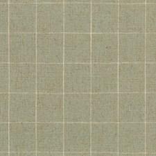 Green/White Plaid Decorator Fabric by Kravet