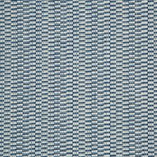 Blue/White/Light Grey Small Scale Decorator Fabric by Kravet