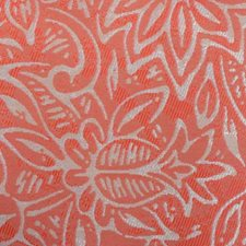 Flame Botanical Decorator Fabric by Duralee