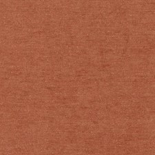 Terracotta Chenille Decorator Fabric by Duralee