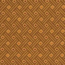 Camel Lattice Decorator Fabric by Fabricut