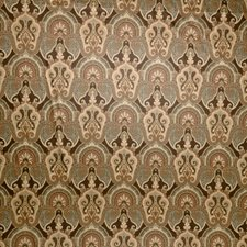 Chestnut Paisley Decorator Fabric by Fabricut