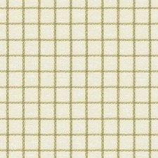 White/Grey Check Decorator Fabric by Kravet