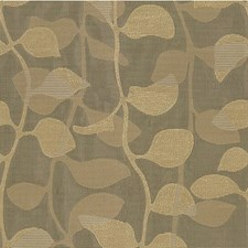 Silver Storm Botanical Decorator Fabric by Kravet