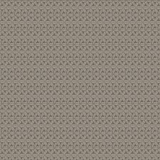 Cement Geometric Decorator Fabric by Stroheim