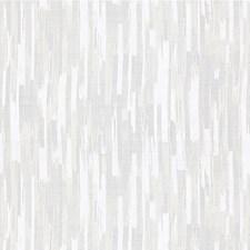 White/Ivory Modern Decorator Fabric by Kravet
