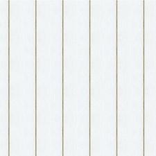 White/Wheat/Beige Stripes Decorator Fabric by Kravet