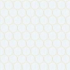 Ivory Geometric Decorator Fabric by Kravet