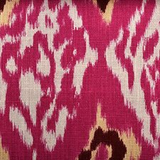 Shocking Pink Decorator Fabric by Duralee