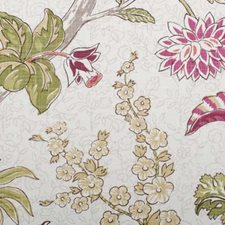 Peridot Floral Large Decorator Fabric by Duralee