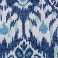 Lapis Ethnic Decorator Fabric by Duralee