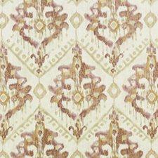 Purple/Sage Ethnic Decorator Fabric by Duralee