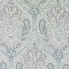 Seaglass Medallion Decorator Fabric by Duralee