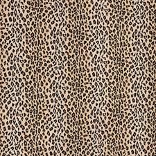 Leopard Decorator Fabric by Schumacher