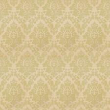 Honeydew Damask Decorator Fabric by Fabricut