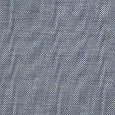 Indigo Texture Plain Decorator Fabric by Trend