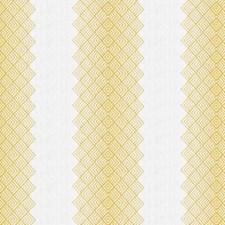 Saffron Embroidery Decorator Fabric by Stroheim