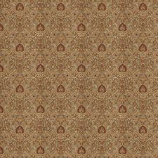Ginger Paisley Decorator Fabric by Trend
