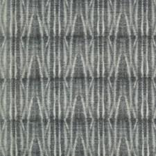 Indigo/Grey Modern Decorator Fabric by Kravet