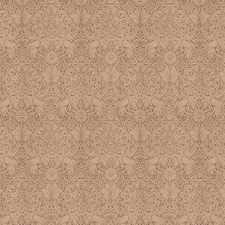 Pecan Jacquard Pattern Decorator Fabric by Fabricut