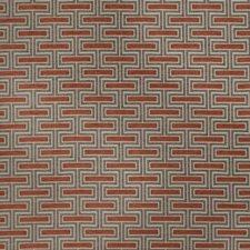 Pumice Geometric Decorator Fabric by Fabricut