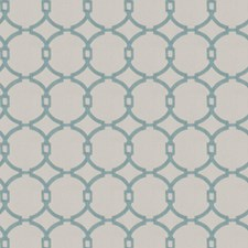 Seaglass Embroidery Decorator Fabric by Trend