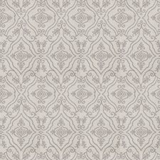 Thistle Medallion Decorator Fabric by Vervain