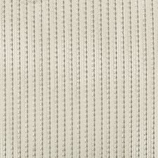 Grey/Silver Stripes Decorator Fabric by Kravet