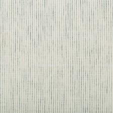 Teal/White Stripes Decorator Fabric by Kravet