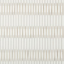 Almond Geometric Decorator Fabric by Kravet