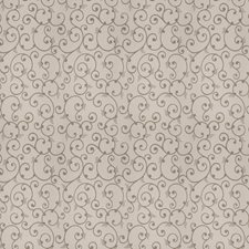 Pristine Scrollwork Decorator Fabric by Trend