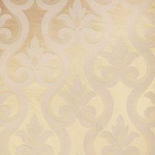Cornsilk Damask Decorator Fabric by Vervain