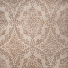 Chilli Damask Decorator Fabric by Vervain